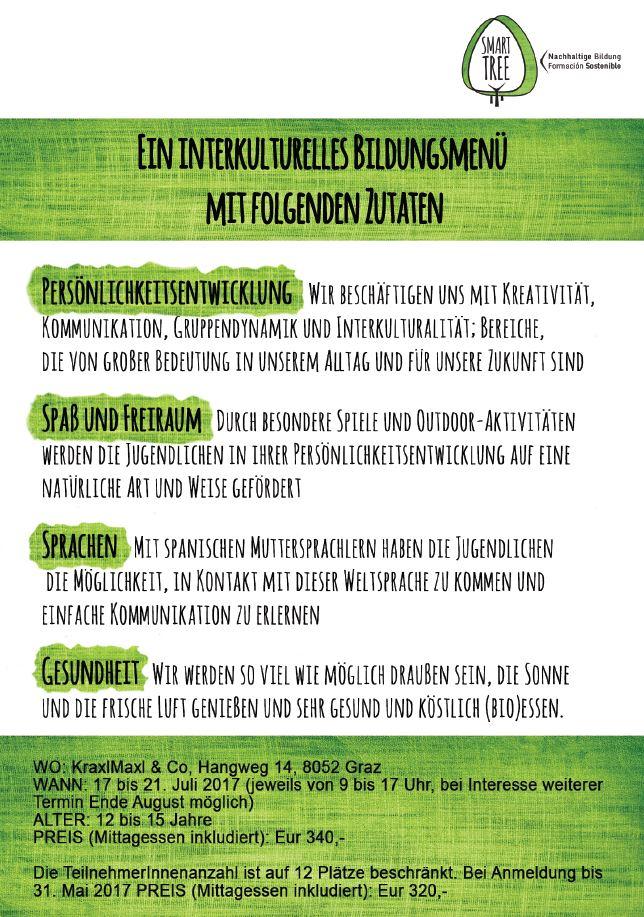 Interkulturelles Bildungsmenü